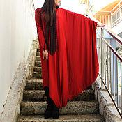 """Одежда ручной работы. Ярмарка Мастеров - ручная работа Платье """"Cotton Waves"""" D0041. Handmade."""