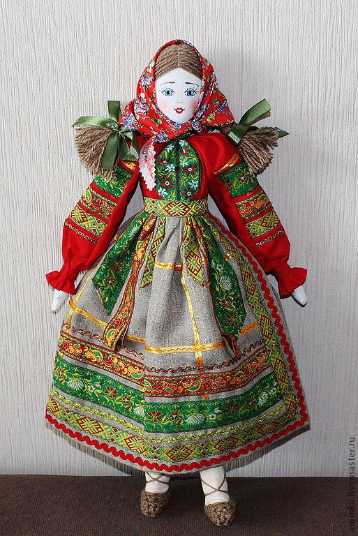 Русская традиционная кукла