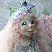 Куклы и игрушки ручной работы. Ярмарка Мастеров - ручная работа кукла Ангел утренней росы Нежный ангел Ангел-хранитель. Handmade.