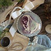 """Подарки к праздникам ручной работы. Ярмарка Мастеров - ручная работа """"Милый образ"""" медальон для украшения. Handmade."""