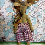 Куклы и игрушки ручной работы. Ярмарка Мастеров - ручная работа Лосяш. Handmade.
