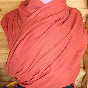 Одежда ручной работы. Ярмарка Мастеров - ручная работа Слинг шарф 4,7 и 5,2 метра. Handmade.