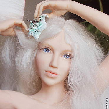 Куклы и игрушки ручной работы. Ярмарка Мастеров - ручная работа Нимфа. Handmade.