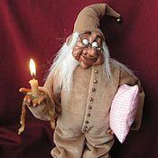 Куклы и игрушки ручной работы. Ярмарка Мастеров - ручная работа Тот,кто гасит свет. Handmade.