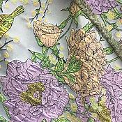 Материалы для творчества handmade. Livemaster - original item Spring jacquard, Adella. Handmade.