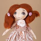Куклы и игрушки ручной работы. Ярмарка Мастеров - ручная работа Кукла Эльза. Handmade.