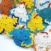 Подарки к праздникам ручной работы. Ярмарка Мастеров - ручная работа Для пасхальных яиц. Handmade.