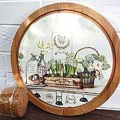 Для дома и интерьера handmade. Livemaster - original item serving board. Cheese Board.Panels. tray. Handmade.
