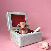 Куклы и игрушки ручной работы. Ярмарка Мастеров - ручная работа Карманный Тролль.. Handmade.
