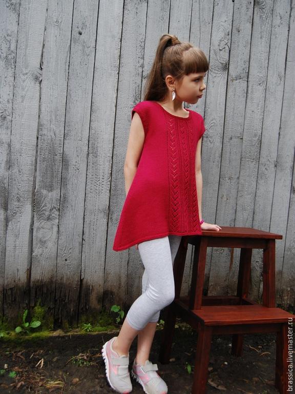 Детская туника для девочки с доставкой
