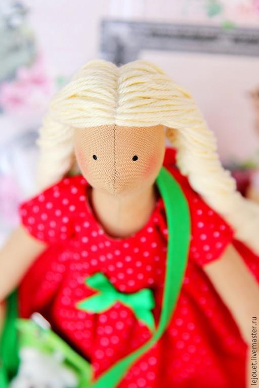 Куклы Тильды ручной работы. Ярмарка Мастеров - ручная работа. Купить Кукла Тильда игровая. Handmade. Кукла тильда игровая