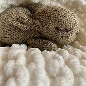 Для дома и интерьера handmade. Livemaster - original item Sleeping rabbit. Handmade.