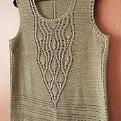 Одежда handmade. Livemaster - original item top summer fantasy. Handmade.