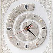 """Для дома и интерьера ручной работы. Ярмарка Мастеров - ручная работа """"СПИРАЛЬ ВРЕМЕНИ"""" из песка часы авторские. Handmade."""