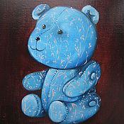 Картины и панно ручной работы. Ярмарка Мастеров - ручная работа Картина маслом Миштука. Handmade.