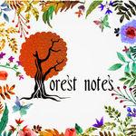 Forest Notes -Уютный hand made - Ярмарка Мастеров - ручная работа, handmade
