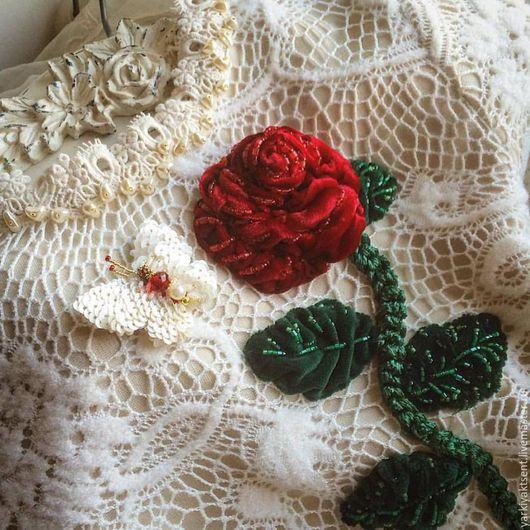 Одежда для девочек, ручной работы. Ярмарка Мастеров - ручная работа. Купить Платье ПЛТН 1018. Handmade. Белый, зимнее платье
