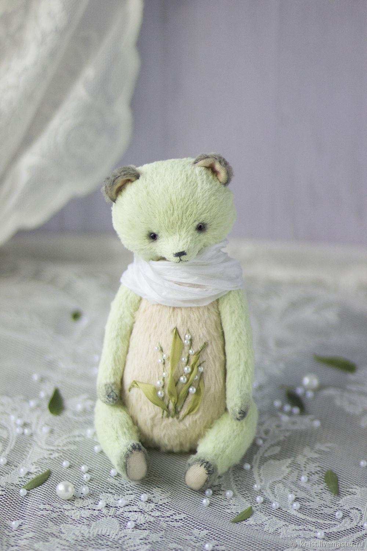 Teddy bear Mila, Teddy Bears, Ulyanovsk,  Фото №1