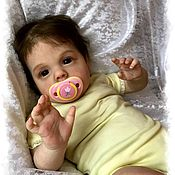 Куклы и игрушки ручной работы. Ярмарка Мастеров - ручная работа Кукла реборн на базе молда Sherry ( Шерри) by Nataly Blick. Handmade.