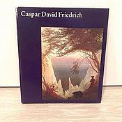 handmade. Livemaster - original item Caspar David Friedrich 1983.. Handmade.