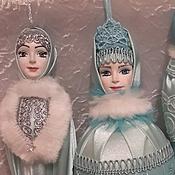 Куклы и игрушки handmade. Livemaster - original item Christmas set. Handmade.