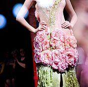 Одежда ручной работы. Ярмарка Мастеров - ручная работа Платье Вдохновение. Handmade.