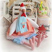Подарки к праздникам ручной работы. Ярмарка Мастеров - ручная работа Курочка Жоржетта. Handmade.