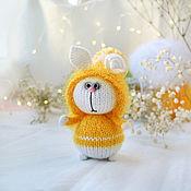 Куклы и игрушки handmade. Livemaster - original item Bunny Dandelion. Handmade.