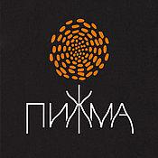 Дизайн и реклама ручной работы. Ярмарка Мастеров - ручная работа Фирменный стиль Пижма. Handmade.