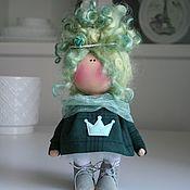 Для дома и интерьера handmade. Livemaster - original item Doll, textile Doll, interior. Handmade.
