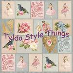 ***Tilda Style Things*** - Ярмарка Мастеров - ручная работа, handmade