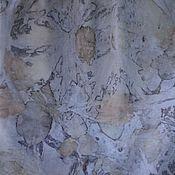 Одежда ручной работы. Ярмарка Мастеров - ручная работа Юбочка из хлопкового трикотажа, в эко стиле.. Handmade.