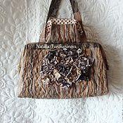 Сумки и аксессуары handmade. Livemaster - original item Textile, quilted bag : the style of Boho,