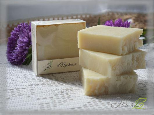 Мыло ручной работы. Ярмарка Мастеров - ручная работа. Купить Прованс - натуральное мыло. Handmade. Натуральное мыло, мыло с нуля