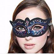 Одежда ручной работы. Ярмарка Мастеров - ручная работа Карнавальная маска из пластика. Handmade.