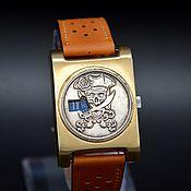 Украшения handmade. Livemaster - original item watches: Morgan`s Dollar. Handmade.