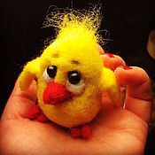 Куклы и игрушки ручной работы. Ярмарка Мастеров - ручная работа Цыпа. Handmade.