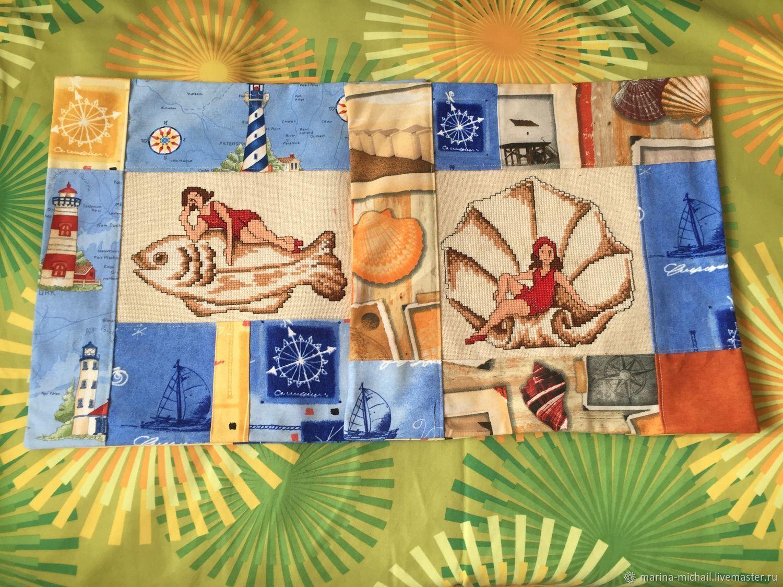 Декоративные подушечки «Прекрасные «Наяды», Подушки, Задонск, Фото №1