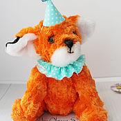 Куклы и игрушки ручной работы. Ярмарка Мастеров - ручная работа Лисенок Ника. Handmade.
