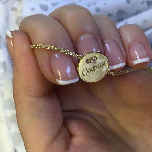 Браслеты ручной работы. Ярмарка Мастеров - ручная работа. Купить Браслет для девочки, браслет для дочки, детский браслет. Handmade.