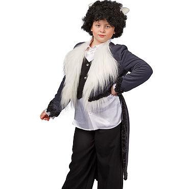 """Одежда ручной работы. Ярмарка Мастеров - ручная работа Карнавальный костюм """"Кот Базилио"""". Handmade."""