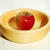 Посуда ручной работы. Ярмарка Мастеров - ручная работа Чашка из кедра 14см. Handmade.