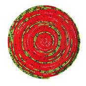 """Картины и панно ручной работы. Ярмарка Мастеров - ручная работа панно """"Арбуз"""". Handmade."""