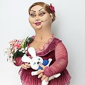 Куклы и игрушки ручной работы. Ярмарка Мастеров - ручная работа Ищу партнера для олимпиады 2018 года.. Handmade.