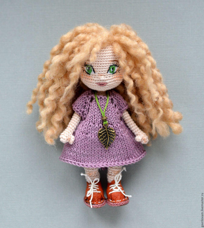 Мастер-классы для вязания амигуруми-куклы 137