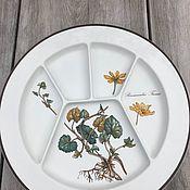Винтаж handmade. Livemaster - original item Mananita Villeroy&Boch Botanica, Luxembourg.. Handmade.