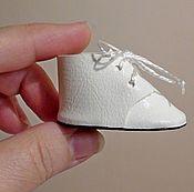 Обувь для куклы с размером стопы 3-3,5 см