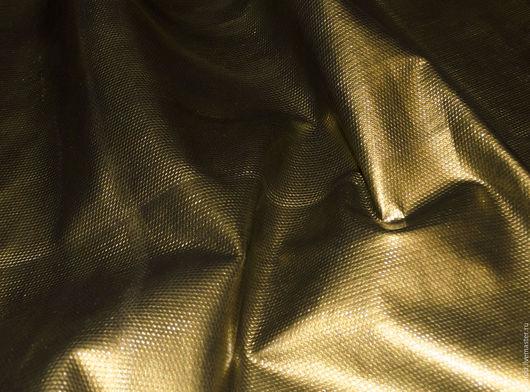 Шитье ручной работы. Ярмарка Мастеров - ручная работа. Купить Корзинка №9. Зеленое золото, соты, КРС. Handmade. Золотой