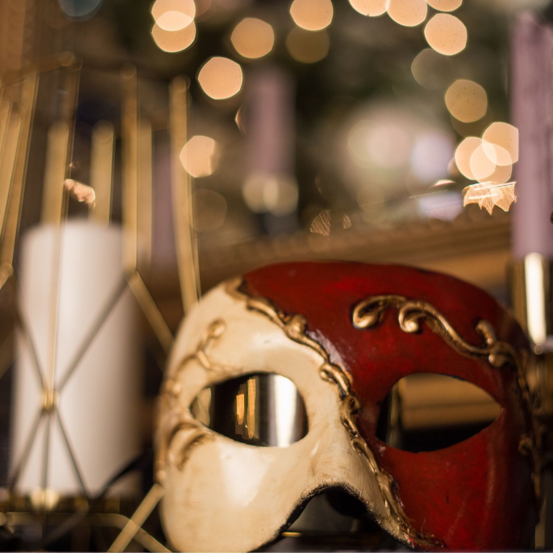 Венецианская карнавальная маска Gallant, Маска для ролевых игр, Санкт-Петербург,  Фото №1