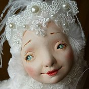 Куклы и игрушки ручной работы. Ярмарка Мастеров - ручная работа Чудо-птица  авторская художественная кукла со скидкой. Handmade.